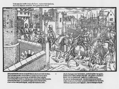 Sir Henry Sidney--Giclee Print