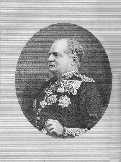 'Sir Herbert Macpherson', c1882-Unknown-Giclee Print