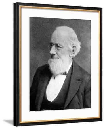 Sir Isaac Pitman, 1897--Framed Photographic Print