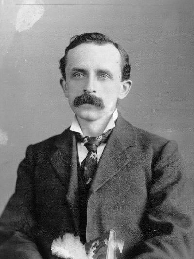 Sir James Barrie, 1900--Photographic Print