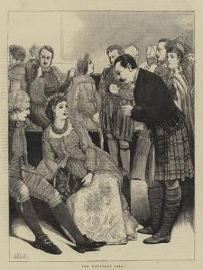 The Waverley Ball by Sir James Dromgole Linton