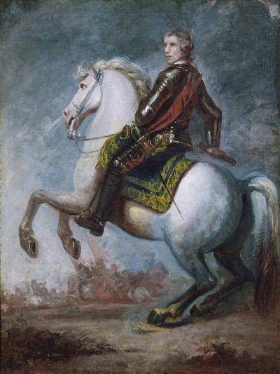 Sir Jeffrey Amherst (1717-97) c.1768-Sir Joshua Reynolds-Giclee Print