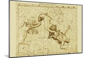 Andromeda Perseus Triangulum by Sir John Flamsteed