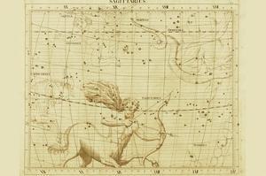 Sagittarius by Sir John Flamsteed