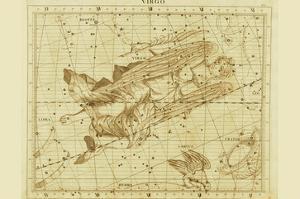 Virgo by Sir John Flamsteed