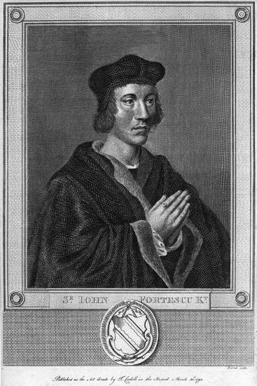 Sir John Fortescu, 1793--Giclee Print