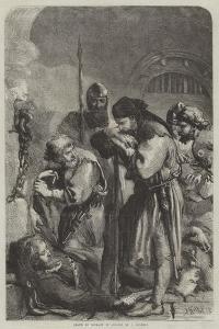 Death of Richard II by Sir John Gilbert