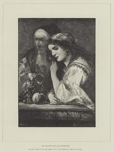 Don Quixote's Niece and Housekeeper by Sir John Gilbert