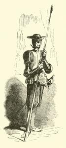 Don Quixote by Sir John Gilbert