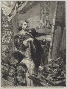 Peter Paul Rubens by Sir John Gilbert