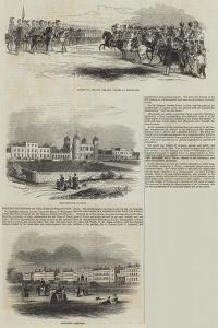 Sketches of Woolwich by Sir John Gilbert