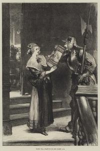 Taking Toll by Sir John Gilbert