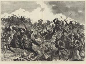 The Balaclava Charge by Sir John Gilbert