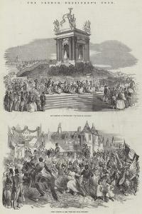 The French President's Tour by Sir John Gilbert
