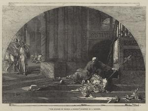 The Murder of Thomas a Becket by Sir John Gilbert