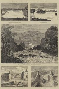The Recent Floods by Sir John Gilbert