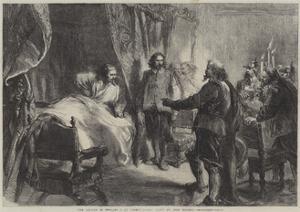 The Seizure of Charles I at Holmby-House by Sir John Gilbert
