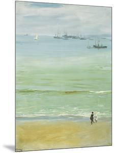 A Calm Day, Tangier Bay by Sir John Lavery