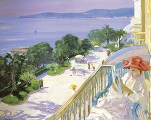 Cap d'Ail by Sir John Lavery