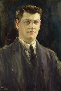 Michael Collins by Sir John Lavery