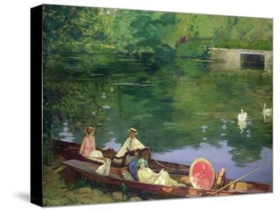 Sutton Courtenay, 1917