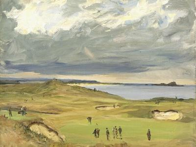The Golf Links, North Berwick, 1919