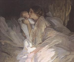 The Mother by Sir John Lavery