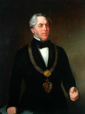 Samuel Smith, Mayor Bradford, C.1854