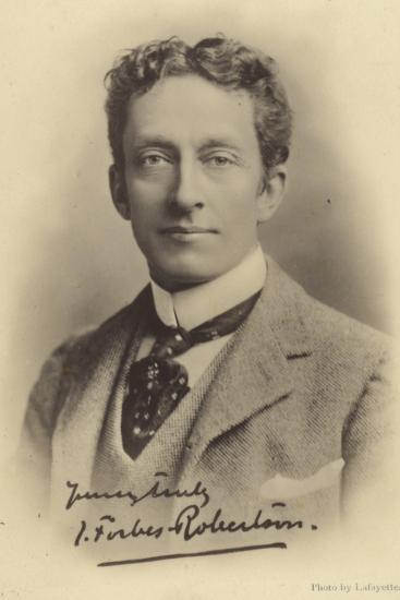 Sir Johnston Forbes-Robertson, English Stage Actor and Theatre Manager--Photographic Print