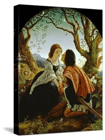 Hesperus, the Evening Star, Sacred to Lovers, 1855