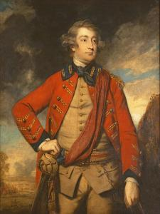 10th Earl of Pembroke (1734-94) 1765-67 by Sir Joshua Reynolds