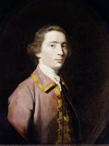 Charles Carroll of Carrollton, c.1763 by Sir Joshua Reynolds