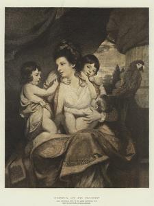 Cornelia and Her Children by Sir Joshua Reynolds