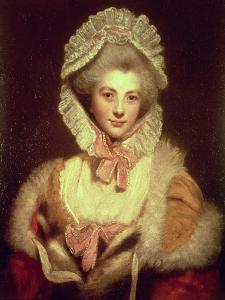 Countess Lavinia Spencer (1762-1831) 1781-2 by Sir Joshua Reynolds