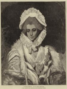 Countess Spencer by Sir Joshua Reynolds
