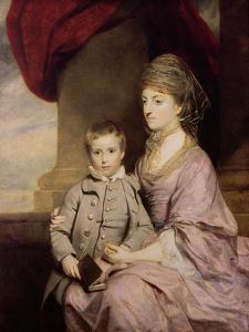 Elizabeth Herbert by Sir Joshua Reynolds