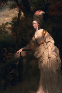 Georgiana Cavendish, Duchess of Devonshire, C.1775-76 by Sir Joshua Reynolds