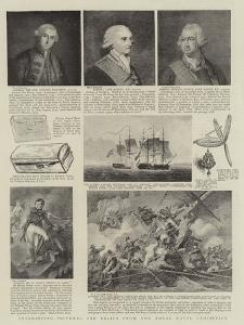 Interesting Pictures and Relics from the Royal Naval Exhibition by Sir Joshua Reynolds