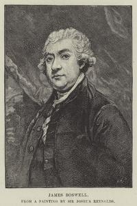 James Boswell by Sir Joshua Reynolds