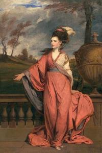 Jane Fleming, Later Countess of Harrington, C.1778-79 by Sir Joshua Reynolds