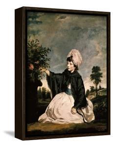Lady Caroline Howard, 1778 by Sir Joshua Reynolds