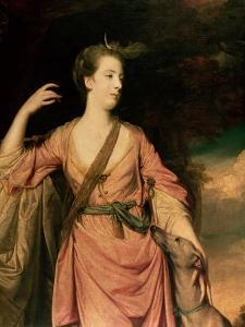 Lady Dawson C.1763 by Sir Joshua Reynolds