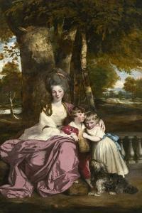 Lady Elizabeth Delme and Her Children, 1777-79 by Sir Joshua Reynolds