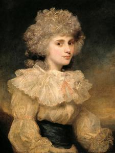 Lady Elizabeth Foster by Sir Joshua Reynolds