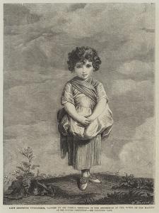 Lady Gertrude Fitzpatrick by Sir Joshua Reynolds