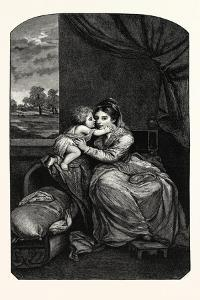 Lady Melbourne and Child by Sir Joshua Reynolds