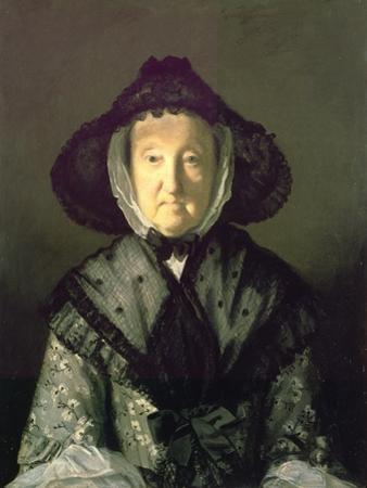 Mrs Pigott of Chetwynd, 1761