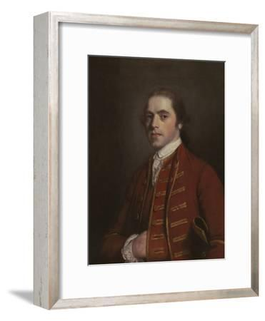 Portrait of a Gentleman, Thought to Be W. Penney, Early 1760s