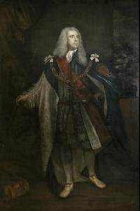 Portrait of Charles Fitzroy, 2nd Duke of Grafton, 1755-57 by Sir Joshua Reynolds