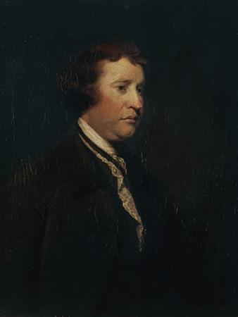Portrait of Edmund Burke, C.1769